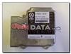 VW Passat Tiguan 5N0 959 655J Airbag Control Module Reset and Repair