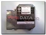 Skoda 3T0 959 655 A Airbag Module Repair and Reset