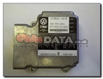Seat VW 5N0 959 655A Airbag Control Module Reset and Repair Service