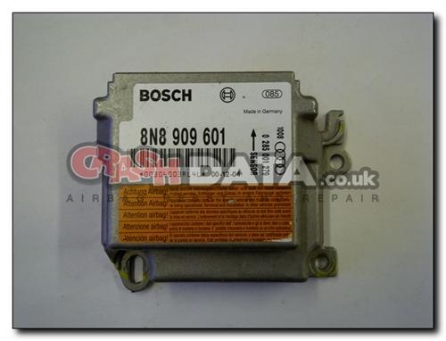 8N8 909 601 AUDI TT Airbag Module Reset and Repair 0 285 001 279