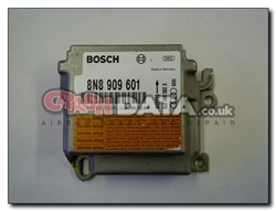 Audi TT 8N8 909 601 Airbag Control Module Reset and Repair 0 285 001 279