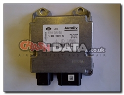 Range Rover Evoque BJ32-14D374-AC Airbag Module Repair and Reset