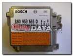 Audi TT 8N0 959 655 D Airbag Control Module Reset and Repair 0 285 001 702