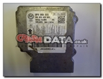 Audi A5 S5 8F0 959 655 A Airbag Control Module Reset and Repair 5WK44018