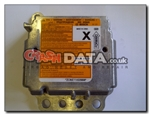 Nissan Leaf 98820 3NE1A Bosch 0 285 011 041 Airbag Module Repair and Reset