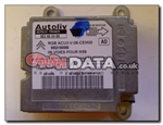 Citroen Peugeot 603 60 24 00 Airbag Module Repair and Reset 9653190980