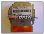 Audi A4 8H0 959 655 E Airbag Control Module Reset and Repair 0 285 001 670