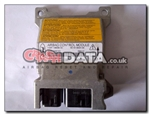 Ford Fiesta YS6T 14B056 AC Bosch 0 285 001 348 airbag module reset and repair by Crash Data