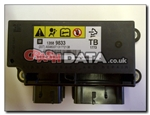 Vauxhall Insignia 1358 9833 TB Airbag Control Module Reset