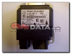 Ford Kuga 0 285 011 088 Bosch airbag module reset and repair by Crash Data