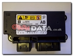 Vauxhall Astra 1358 9374 AB Airbag Control Module Repair and Reset