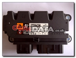 Vauxhall 1358 9413 MB Airbag Module Repair and Reset