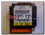 Citroen C2 C3 9649003580 Airbag Module Repair and Reset
