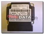 Audi 8X0 959 655 A Bosch 0 285 010 885 Airbag Module Repair and Reset