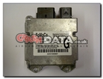 Ford F-series F-150,AL34-14B321-GA airbag module reset and repair by Crash Data