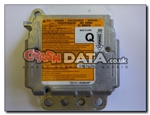 Nissan Juke 98820 1KC1A Airbag Control Module Reset and Repair 0 285 011 033