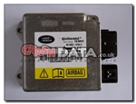 LAND ROVER AH22-14D374-AG Airbag Control Module Reset and Repair