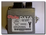 Ford Mustang 6R33-14B321-BB airbag module reset and repair by Crash Data