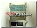 Ford KA 3S5T 14B056 CB Bosch 0 285 001 492 airbag module reset and repair by Crash Data