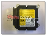 Mitsubishi 8635A282 Bosch 0 285 011 150 airbag module reset and repair