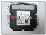 Mazda D09J 57K30 A Airbag Control Module Reset and Repair 0 285 012 132