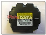 Mitsubishi 8635A364 airbag module reset and repair W2T90571