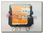 Nissan Navara 98820 4KV1A  0 285 011 828 Airbag Module Repair and Reset