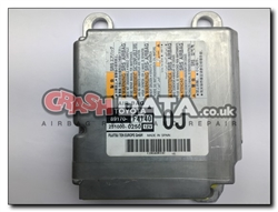Toyota C-HR 89170-F4140 Airbag Module Repair and Reset 251000- 0250