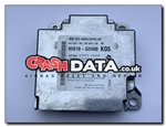 Hyundai Ionic 95910-G2400 Airbag Control Unit Repair and Reset  by Crashdata