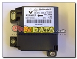 Dacia Duster 8201 163 304 Airbag Control Module Reset and Reset