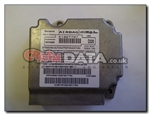 Fiat 500 51867767 Airbag Module Reset and Repair 5WK43908