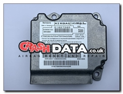 Fiat Bravo 51827585 Airbag Module Repair and Reset 5WK43641