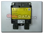 Ford Fiesta 2S6T 14B056 BP Siemens 5WK43030 Airbag module reset and repair by crashdata.co.uk