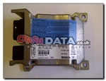 Ford Focus 2M5T 14B056 DD Bosch 0 285 001 425 Airbag module reset and repair by crashdata.co.uk