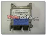 Ford Focus 4M5T 14B056 AD Bosch 0 285 001 551 Airbag module reset and repair by crashdata.co.uk