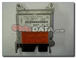 Ford Focus 4M5T 14B056 BJ Bosch 0 285 001 552 Airbag module reset and repair by crashdata.co.uk