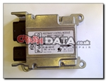 Ford Focus 8M5T 14B321 BF Bosch 0 285 010 641 Airbag module reset and repair by crashdata.co.uk