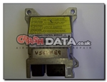 Ford Focus 98AG 14B056 AF Bosch 0 285 001 248 Airbag module reset and repair by crashdata.co.uk