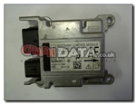 Ford Focus 9M5T 14B321 BA Bosch 0 285 010 687 Airbag module reset and repair