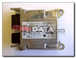 Ford Focus 9M5T 14B321 BB Restraint Control Module Reset and Repair 0 285 010 889