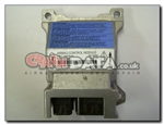 Ford KA YS5T 14B056 DA Bosch 0 285 001 399 Airbag module reset and repair by crashdata.co.uk