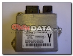 Ford Mustang 6R33-14B321-AB Airbag module reset and repair by crashdata.co.uk