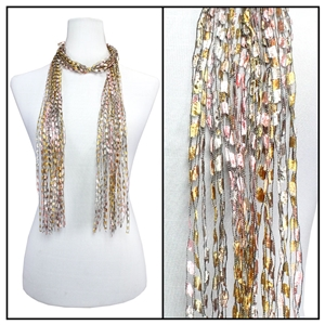 Confetti Scarf - Golden Sunset - Nylon