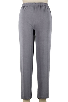 Pants - grey - polyester/spandex