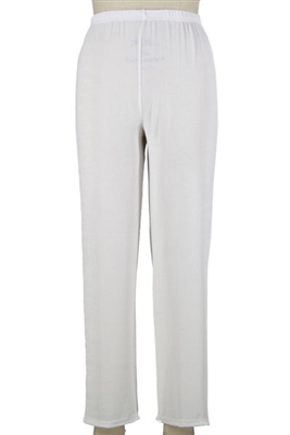 Pants - ivory - polyester/spandex