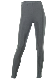 Slim pants - grey - acetate/spandex