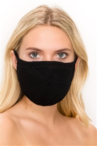 Mask  - solid black
