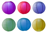 LED LARGE COLOR PARTY LANTERN