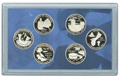 2009 s clad proof quarter set