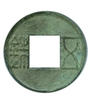 han dynasty coinage